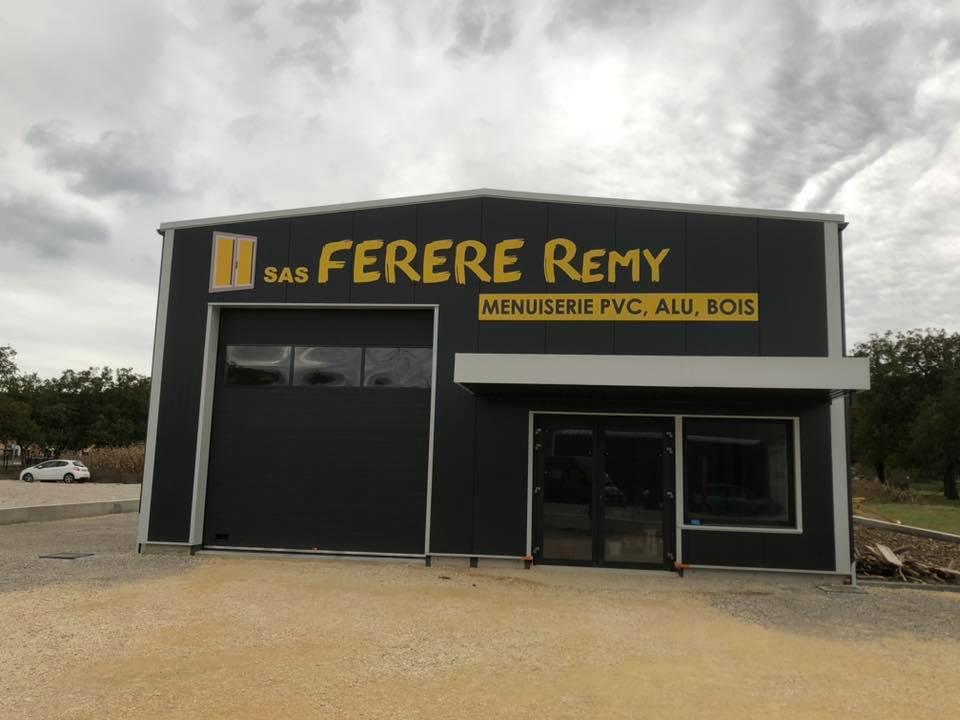 Rémy FERERE - Fourniture et pose de menuiseries et fermetures