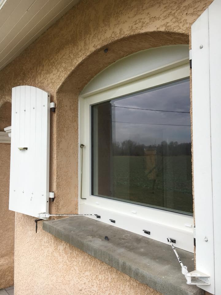 Fenêtre sur mesure