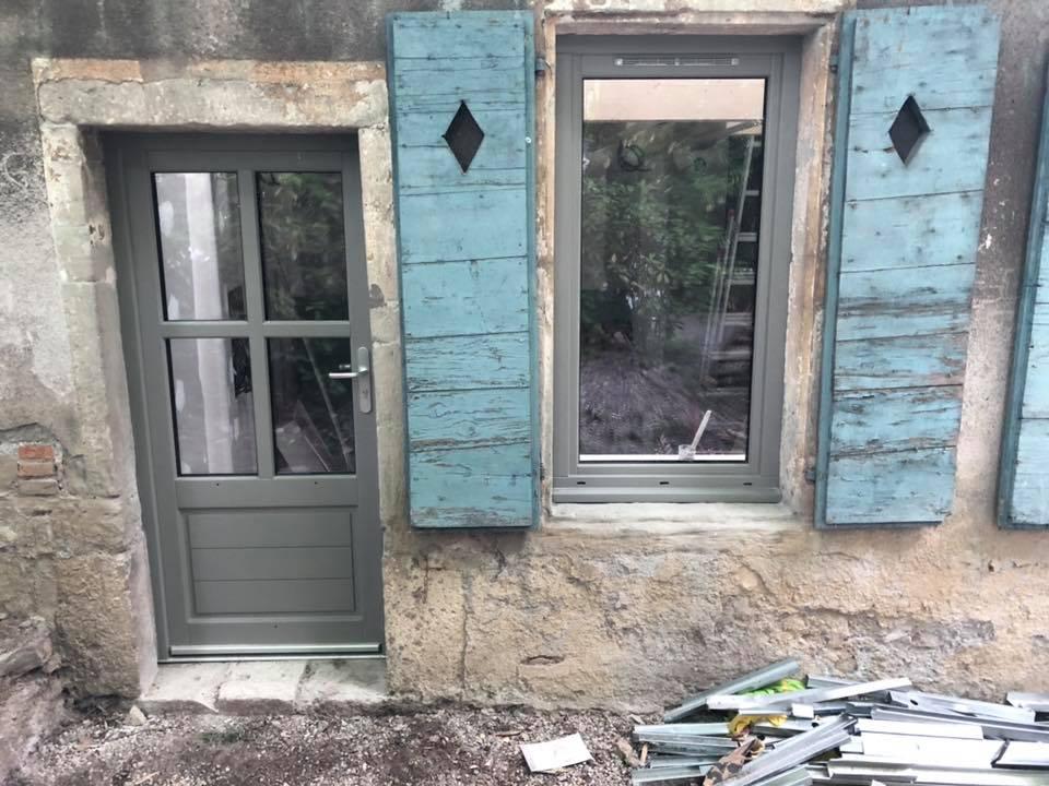 Dépose et pose de fenêtre rénovation
